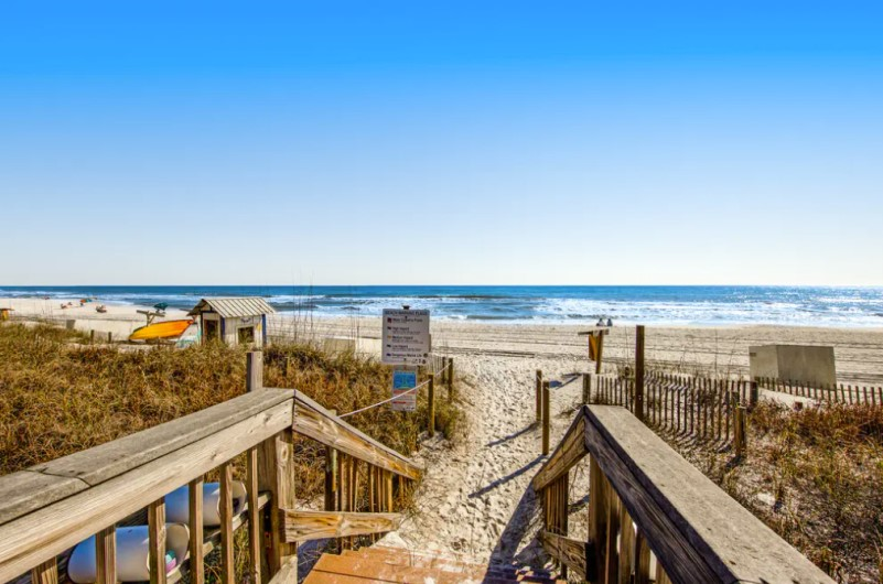 Dunes of Seagrove at Seagrove Beach Highway 30A Boardwalk to Beach Access