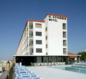 El Governor Motel Gift Shop in Mexico Beach Florida