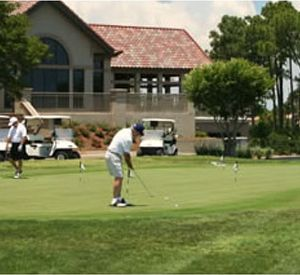 Emerald Bay Golf Club in Destin Florida