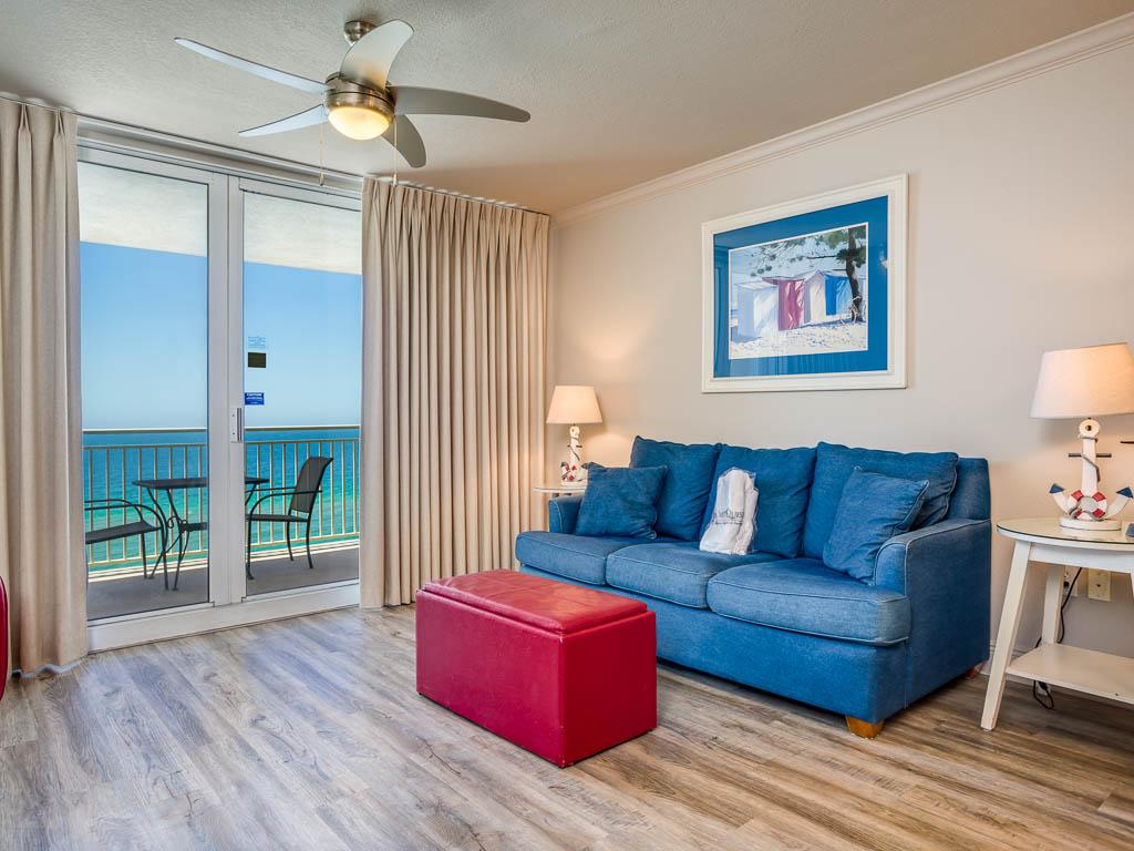 Emerald Beach Resort 1131 Condo rental in Emerald Beach Resort in Panama City Beach Florida - #1