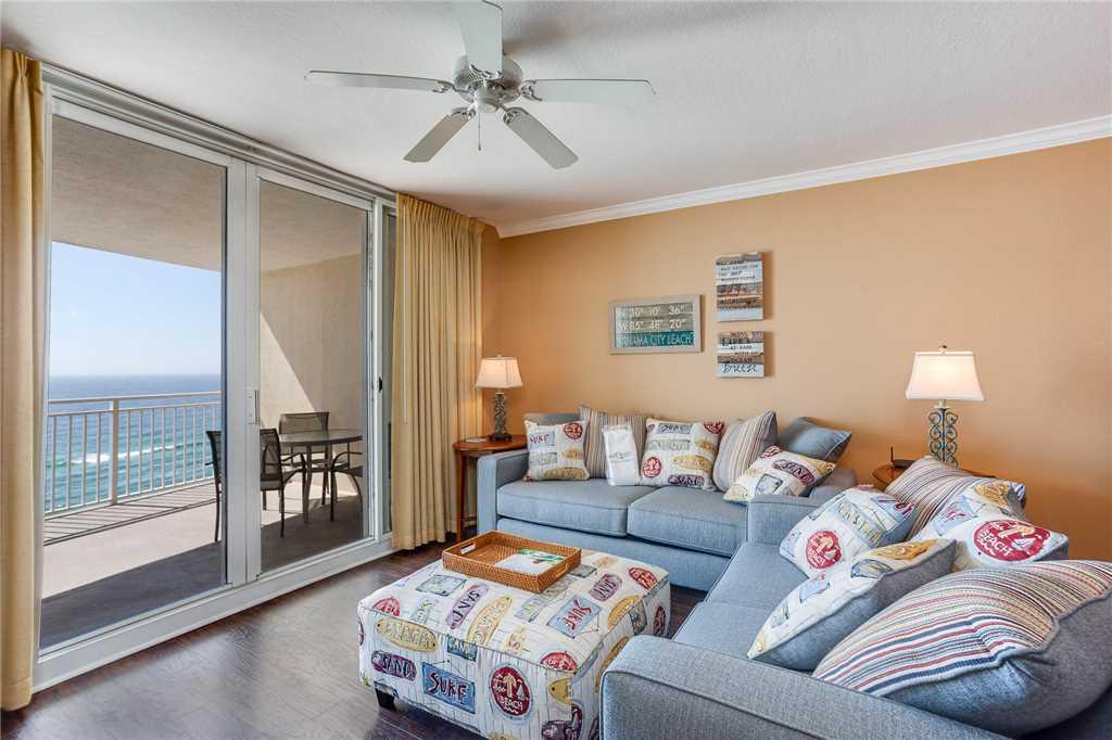 Emerald Beach Resort 1225 Condo rental in Emerald Beach Resort in Panama City Beach Florida - #2