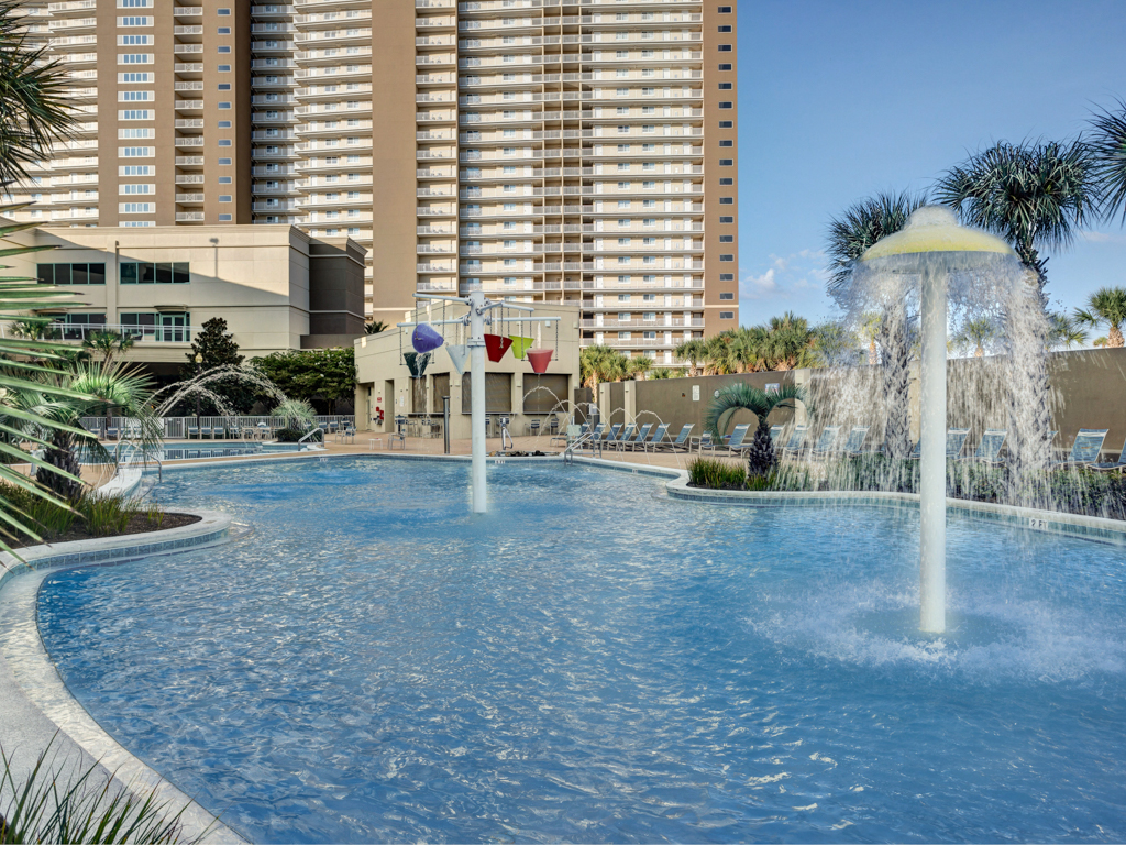 Emerald Beach Resort 2227 Condo rental in Emerald Beach Resort in Panama City Beach Florida - #22
