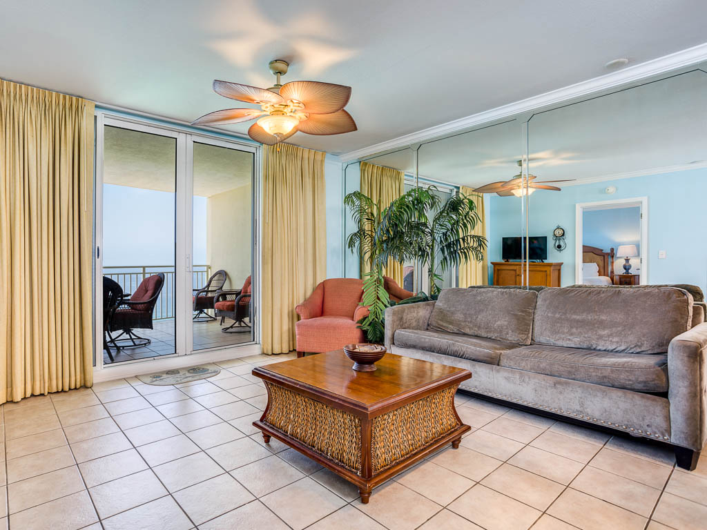 Emerald Beach Resort 2425 Condo rental in Emerald Beach Resort in Panama City Beach Florida - #1