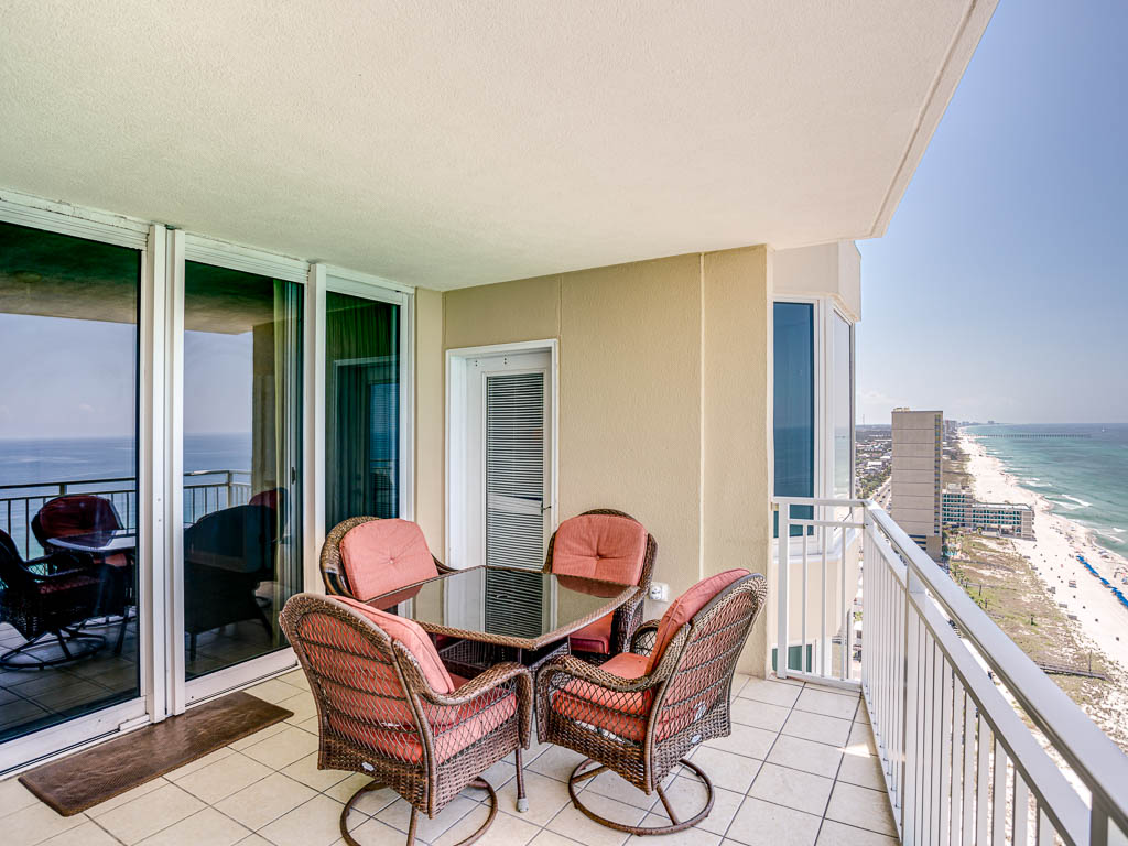 Emerald Beach Resort 2425 Condo rental in Emerald Beach Resort in Panama City Beach Florida - #4