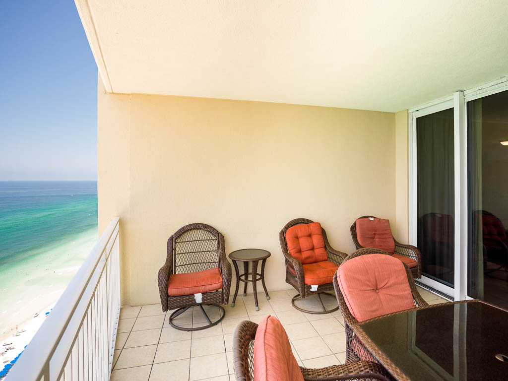 Emerald Beach Resort 2425 Condo rental in Emerald Beach Resort in Panama City Beach Florida - #5