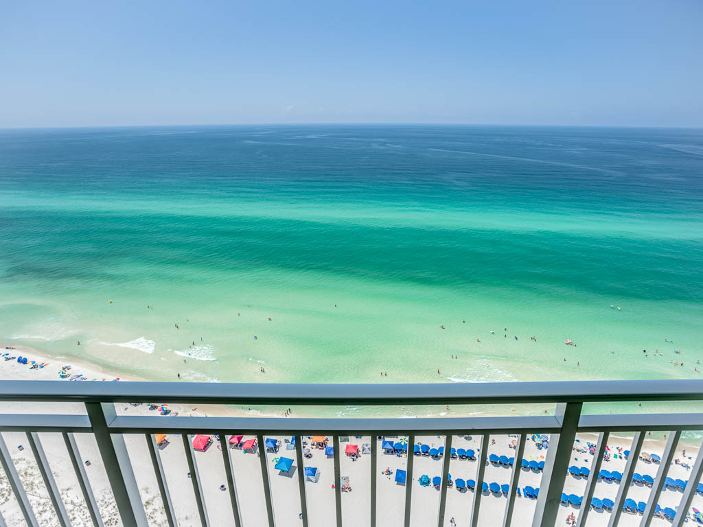Emerald Beach Resort 2425 Condo rental in Emerald Beach Resort in Panama City Beach Florida - #6
