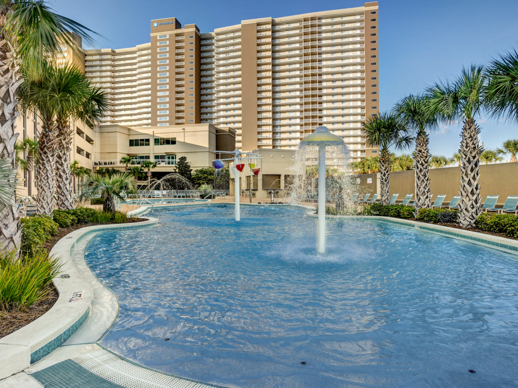 Emerald Beach Resort 2425 Condo rental in Emerald Beach Resort in Panama City Beach Florida - #22