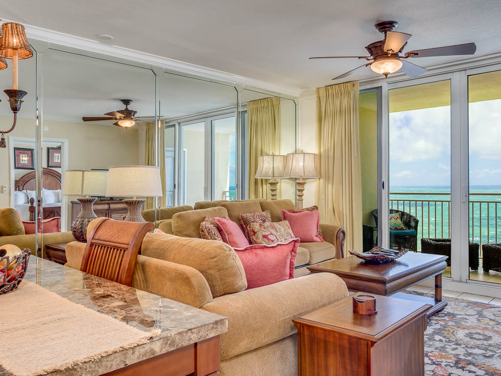 Emerald Beach Resort 2530 Condo rental in Emerald Beach Resort in Panama City Beach Florida - #1
