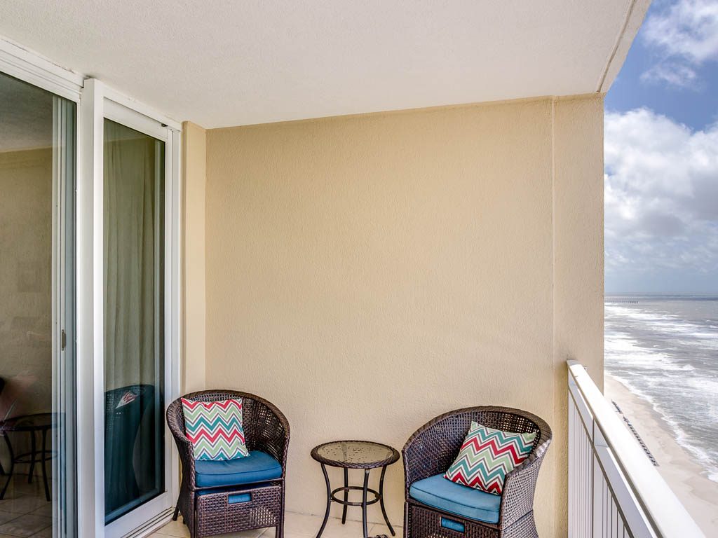 Emerald Beach Resort 2530 Condo rental in Emerald Beach Resort in Panama City Beach Florida - #2