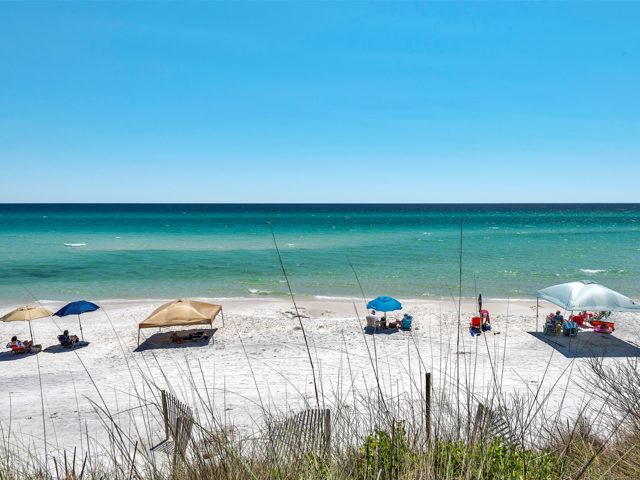 Emerald Hill 1 Townhouse rental in Emerald Hill Townhomes ~ Seagrove Beach Condo Rentals ~  BeachGuide in Highway 30-A Florida - #5