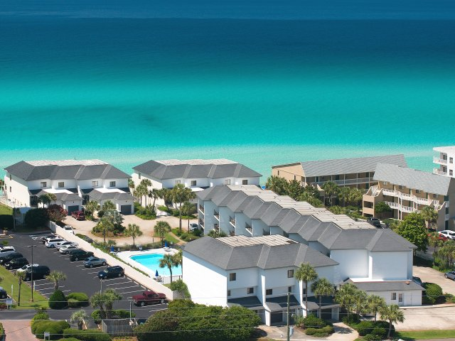 Emerald Hill 1 Townhouse rental in Emerald Hill Townhomes ~ Seagrove Beach Condo Rentals ~  BeachGuide in Highway 30-A Florida - #21