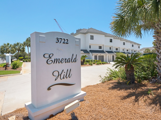 Emerald Hill 23 Townhouse rental in Emerald Hill Townhomes ~ Seagrove Beach Condo Rentals ~  BeachGuide in Highway 30-A Florida - #9