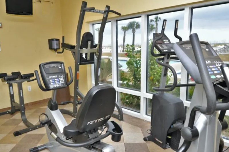 Fitness Center Emerald Isle Pensacola Florida