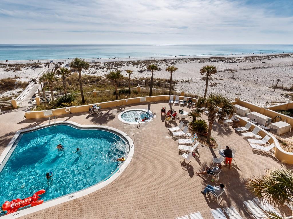 Emerald Isle 0206 Condo rental in Emerald Isle Pensacola Beach in Pensacola Beach Florida - #7