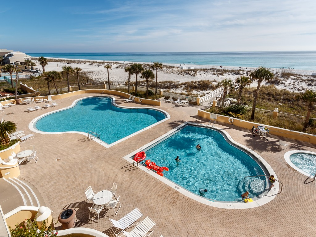 Emerald Isle 0206 Condo rental in Emerald Isle Pensacola Beach in Pensacola Beach Florida - #8