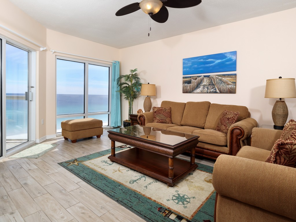 Emerald Isle 0804 Condo rental in Emerald Isle Pensacola Beach in Pensacola Beach Florida - #1