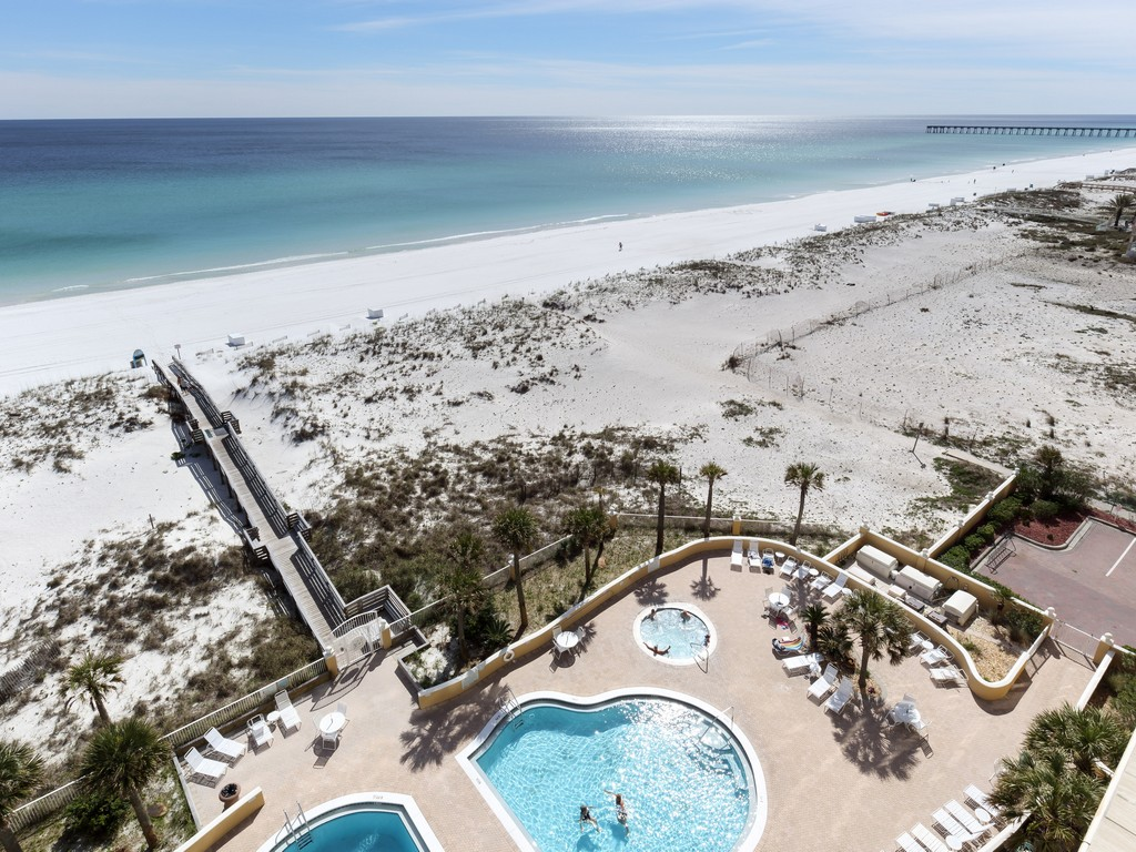 Emerald Isle 0804 Condo rental in Emerald Isle Pensacola Beach in Pensacola Beach Florida - #5