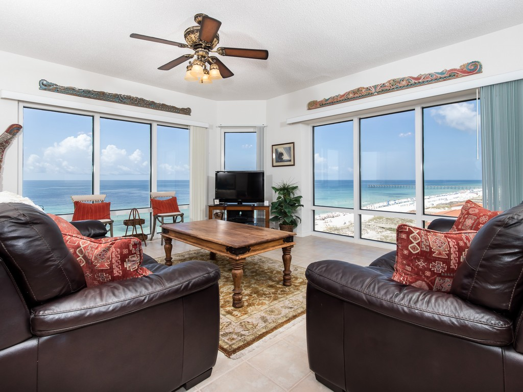 Emerald Isle 0908 Condo rental in Emerald Isle Pensacola Beach in Pensacola Beach Florida - #1