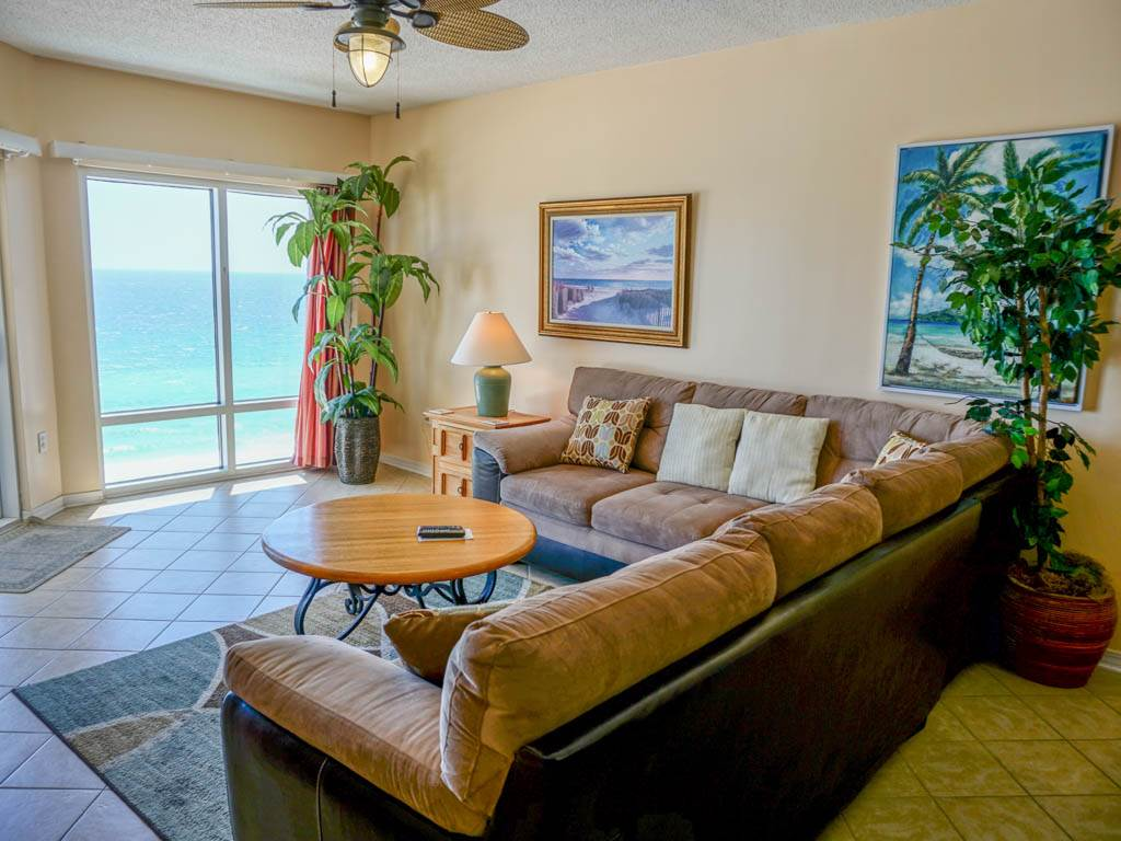 Emerald Isle 1002 Condo rental in Emerald Isle Pensacola Beach in Pensacola Beach Florida - #1