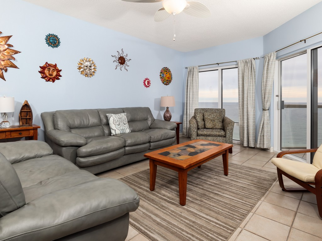 Emerald Isle 1003 Condo rental in Emerald Isle Pensacola Beach in Pensacola Beach Florida - #1
