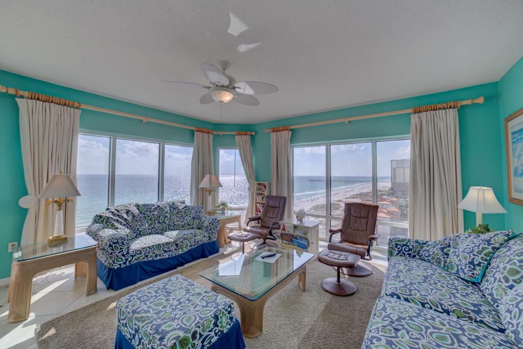 Emerald Isle #1008 Condo rental in Emerald Isle Pensacola Beach in Pensacola Beach Florida - #1