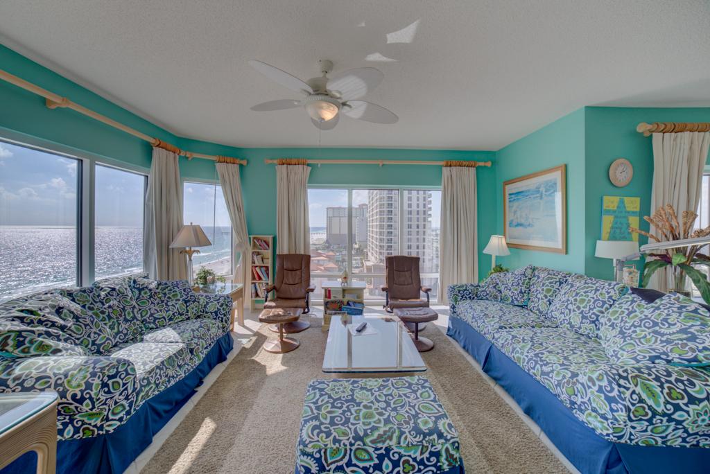 Emerald Isle #1008 Condo rental in Emerald Isle Pensacola Beach in Pensacola Beach Florida - #2