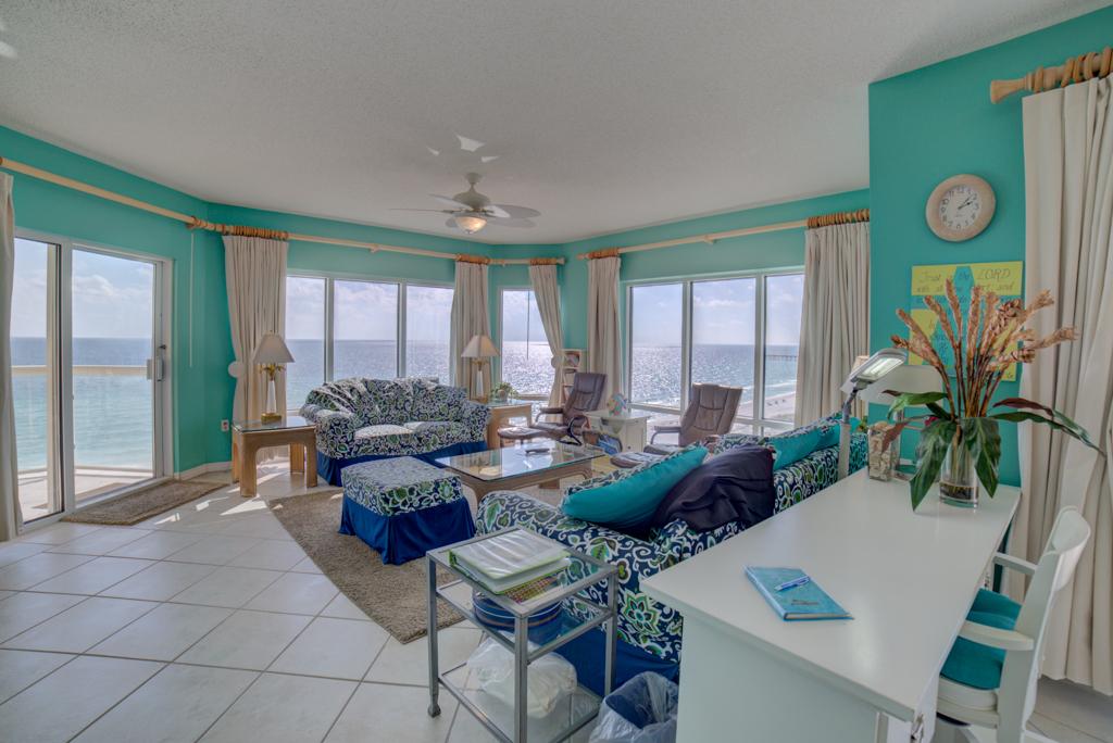 Emerald Isle #1008 Condo rental in Emerald Isle Pensacola Beach in Pensacola Beach Florida - #3