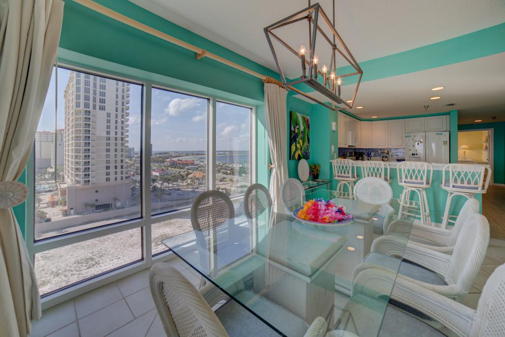 Emerald Isle #1008 Condo rental in Emerald Isle Pensacola Beach in Pensacola Beach Florida - #8