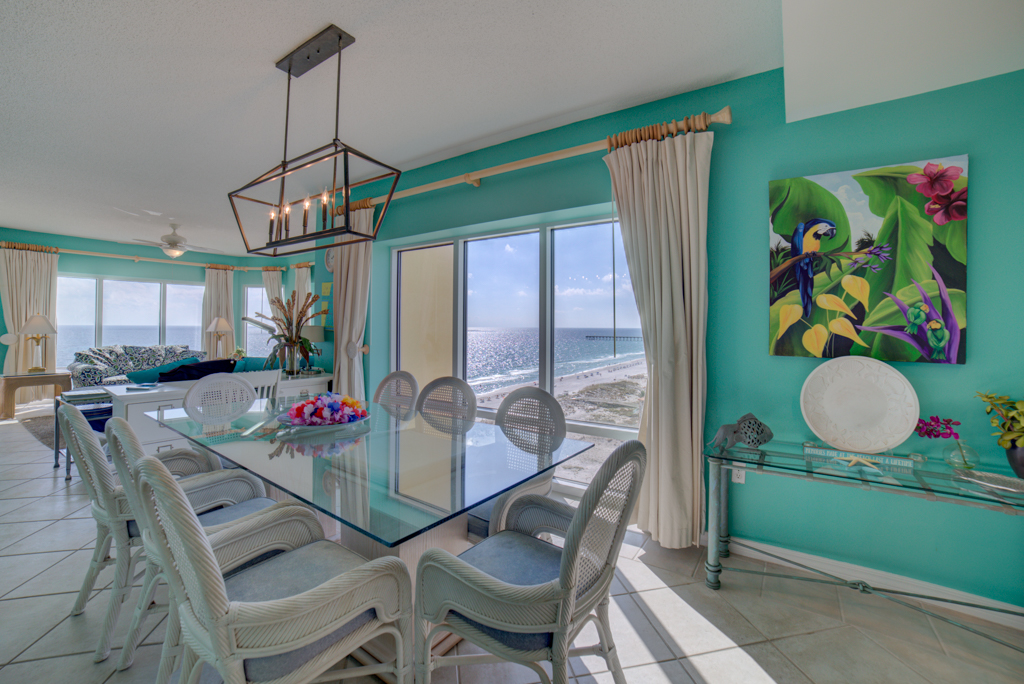 Emerald Isle #1008 Condo rental in Emerald Isle Pensacola Beach in Pensacola Beach Florida - #11
