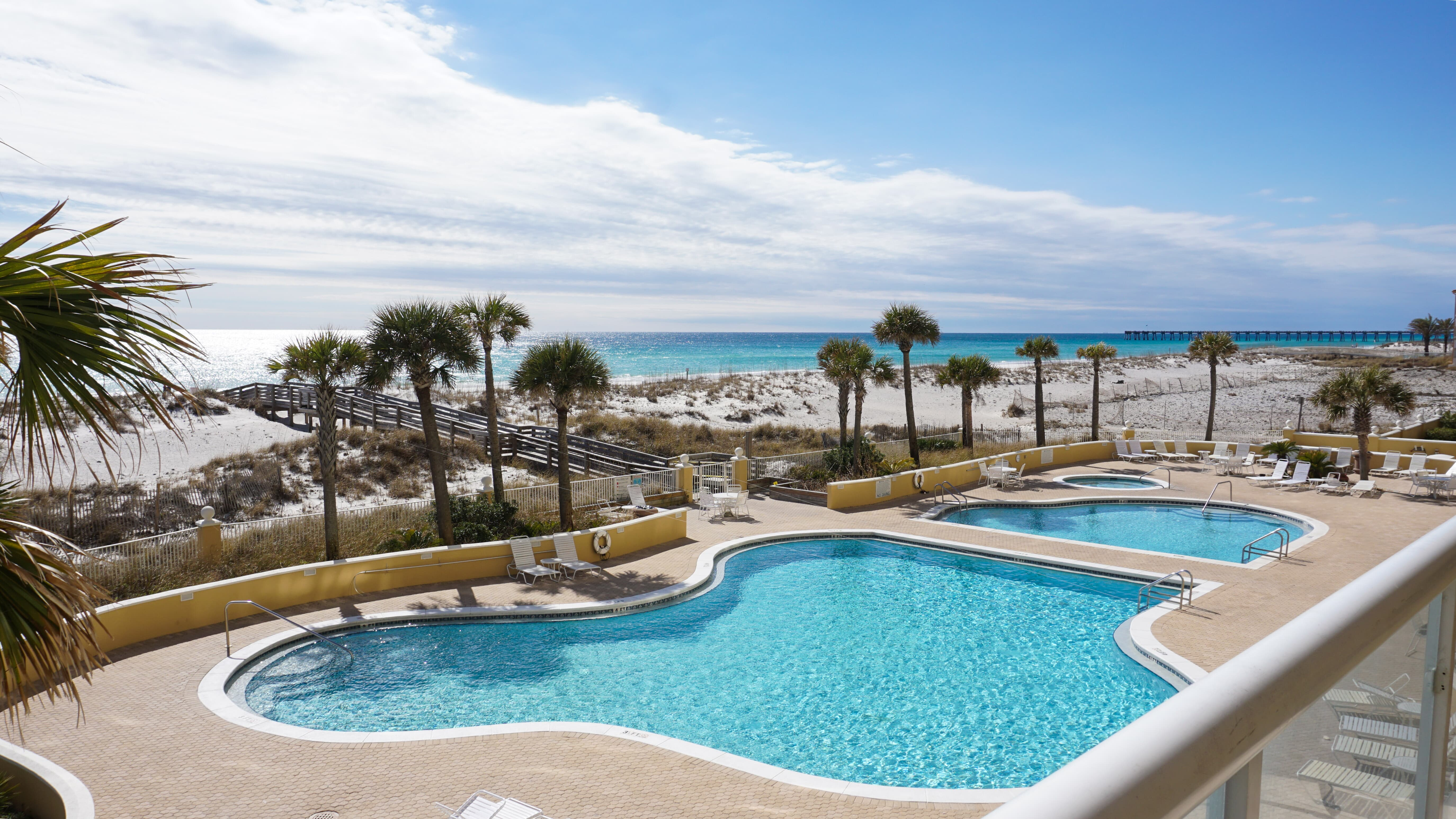 Emerald Isle #101 Condo rental in Emerald Isle Pensacola Beach in Pensacola Beach Florida - #2