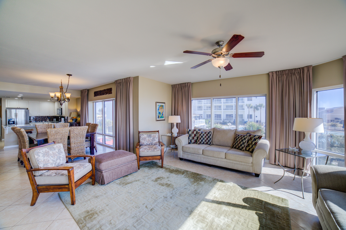 Emerald Isle #101 Condo rental in Emerald Isle Pensacola Beach in Pensacola Beach Florida - #4