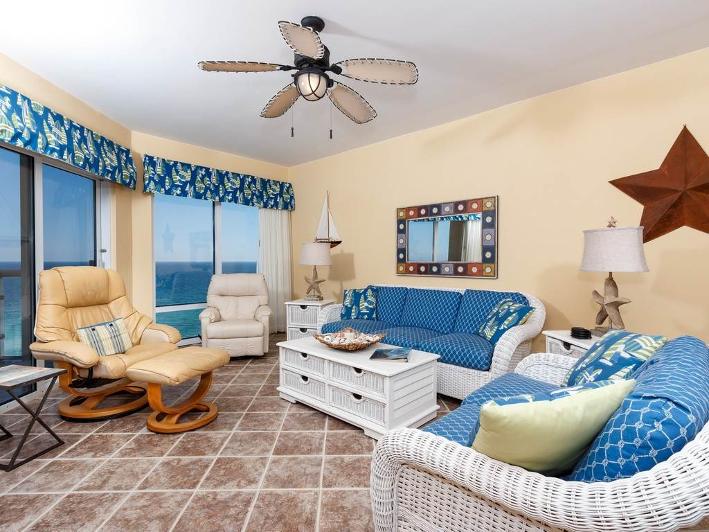 Emerald Isle 1102 Condo rental in Emerald Isle Pensacola Beach in Pensacola Beach Florida - #2