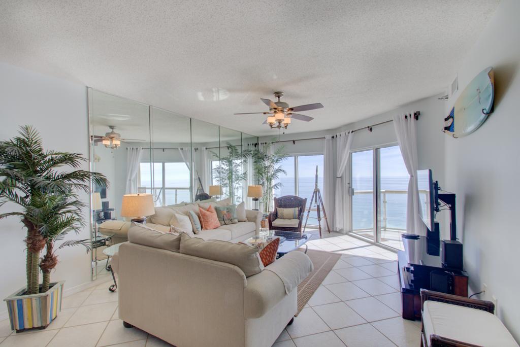 Emerald Isle #1105 Condo rental in Emerald Isle Pensacola Beach in Pensacola Beach Florida - #1