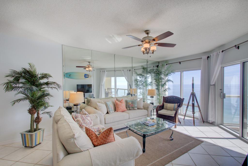 Emerald Isle #1105 Condo rental in Emerald Isle Pensacola Beach in Pensacola Beach Florida - #3
