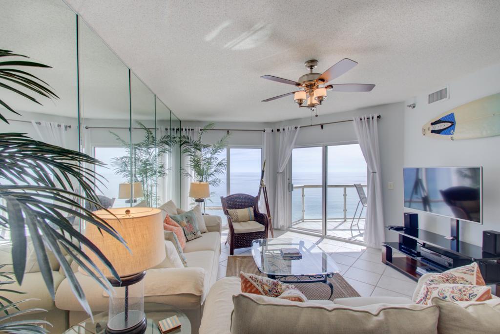 Emerald Isle #1105 Condo rental in Emerald Isle Pensacola Beach in Pensacola Beach Florida - #4