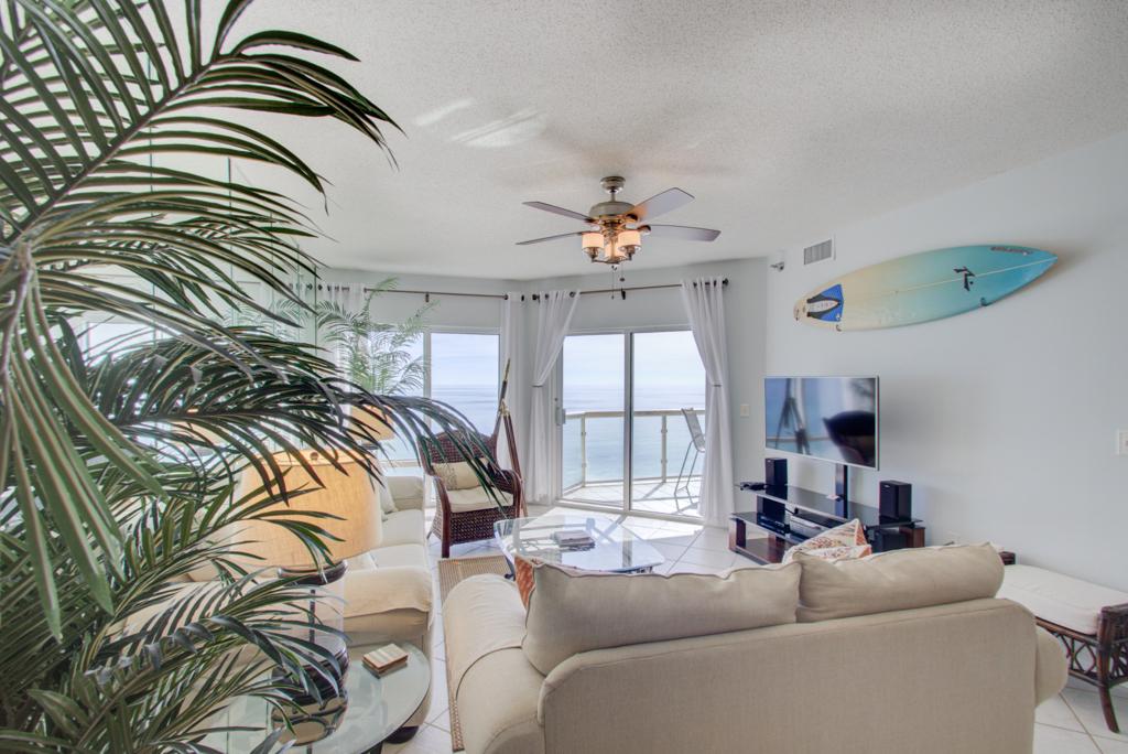 Emerald Isle #1105 Condo rental in Emerald Isle Pensacola Beach in Pensacola Beach Florida - #5