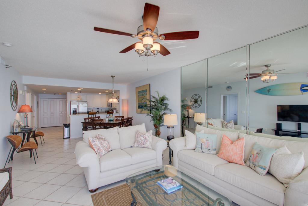Emerald Isle #1105 Condo rental in Emerald Isle Pensacola Beach in Pensacola Beach Florida - #6