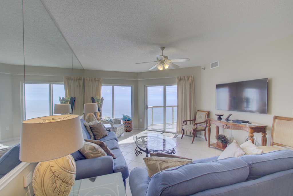 Emerald Isle #1205 Condo rental in Emerald Isle Pensacola Beach in Pensacola Beach Florida - #4