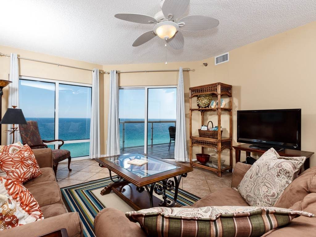 Emerald Isle 1507 Condo rental in Emerald Isle Pensacola Beach in Pensacola Beach Florida - #1
