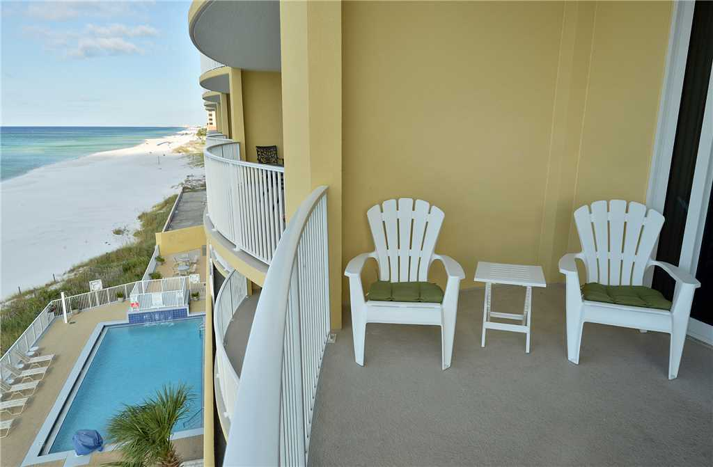 Emerald Isle 506 2 Bedrooms Beachfront Wi-Fi Pool Sleeps 8 Condo rental in Emerald Isle in Panama City Beach Florida - #1
