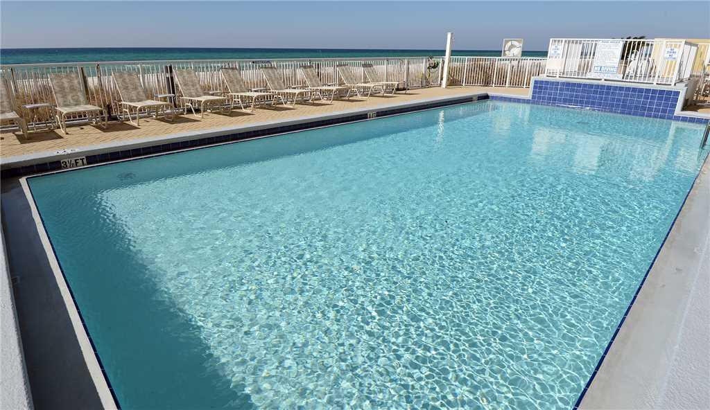 Emerald Isle 506 2 Bedrooms Beachfront Wi-Fi Pool Sleeps 8 Condo rental in Emerald Isle in Panama City Beach Florida - #3