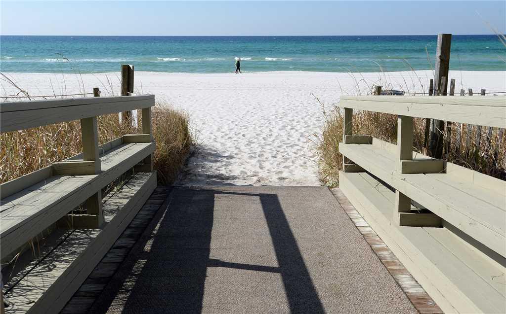 Emerald Isle 506 2 Bedrooms Beachfront Wi-Fi Pool Sleeps 8 Condo rental in Emerald Isle in Panama City Beach Florida - #4