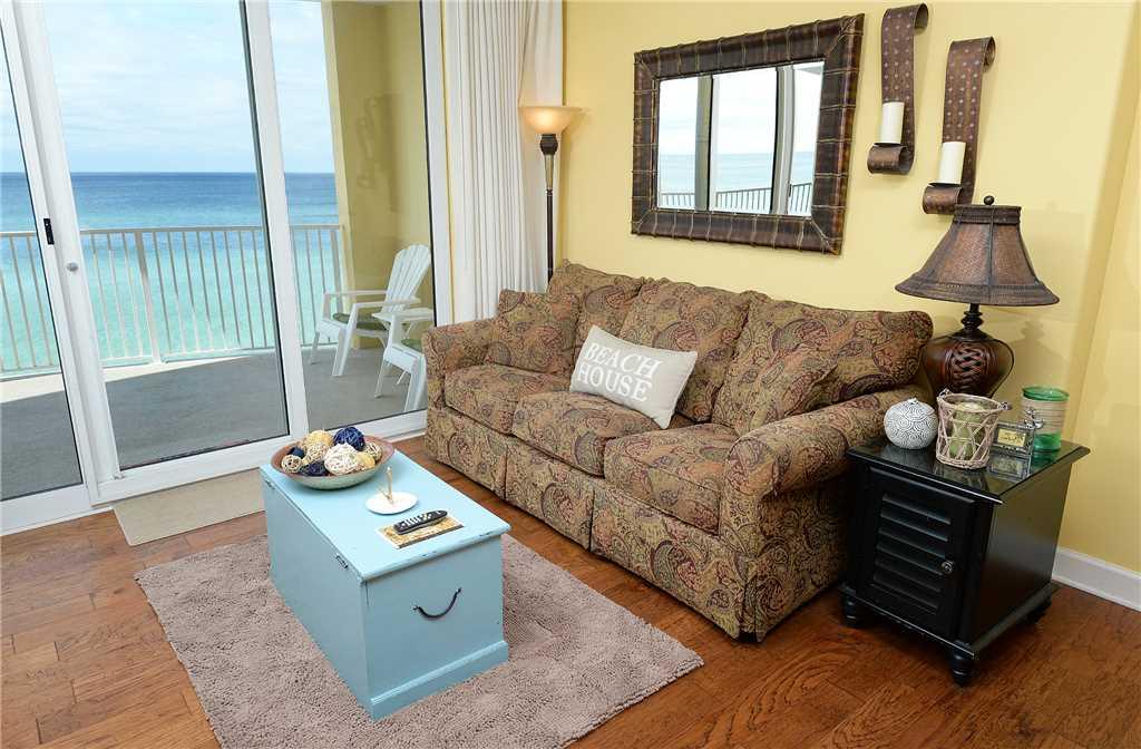 Emerald Isle 506 2 Bedrooms Beachfront Wi-Fi Pool Sleeps 8 Condo rental in Emerald Isle in Panama City Beach Florida - #5