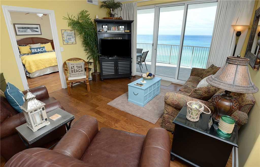 Emerald Isle 506 2 Bedrooms Beachfront Wi-Fi Pool Sleeps 8 Condo rental in Emerald Isle in Panama City Beach Florida - #6
