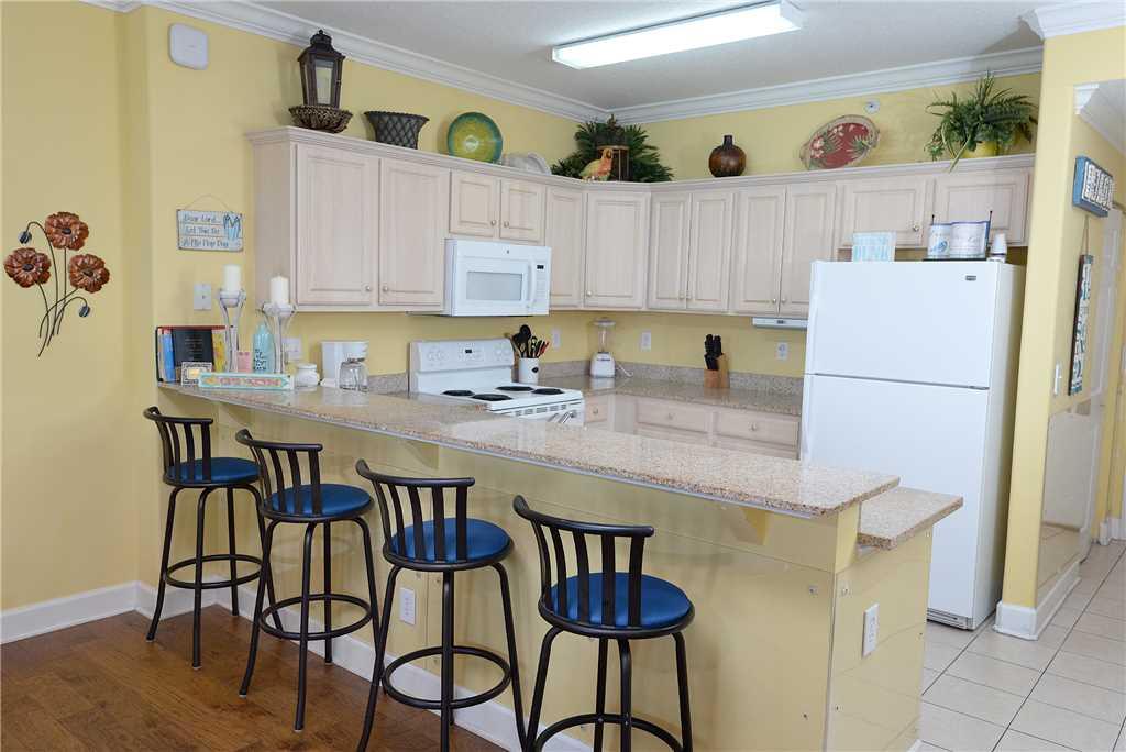Emerald Isle 506 2 Bedrooms Beachfront Wi-Fi Pool Sleeps 8 Condo rental in Emerald Isle in Panama City Beach Florida - #9