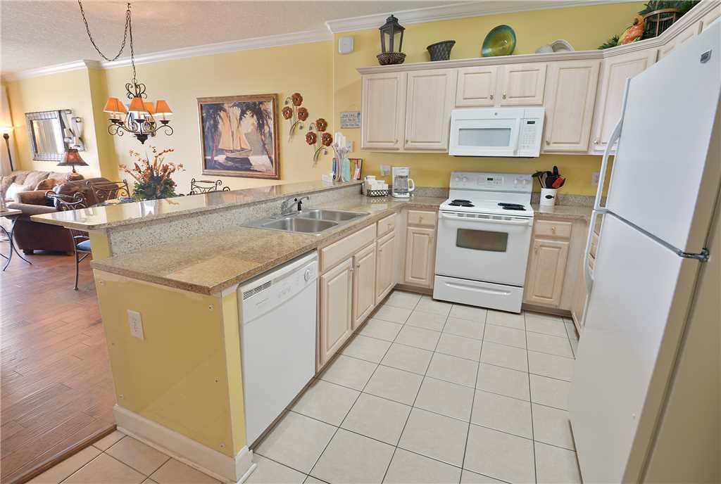 Emerald Isle 506 2 Bedrooms Beachfront Wi-Fi Pool Sleeps 8 Condo rental in Emerald Isle in Panama City Beach Florida - #10