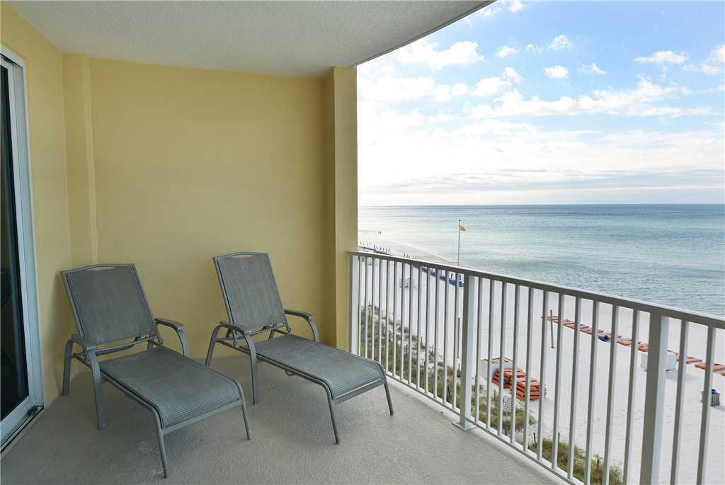 Emerald Isle 506 2 Bedrooms Beachfront Wi-Fi Pool Sleeps 8 Condo rental in Emerald Isle in Panama City Beach Florida - #15