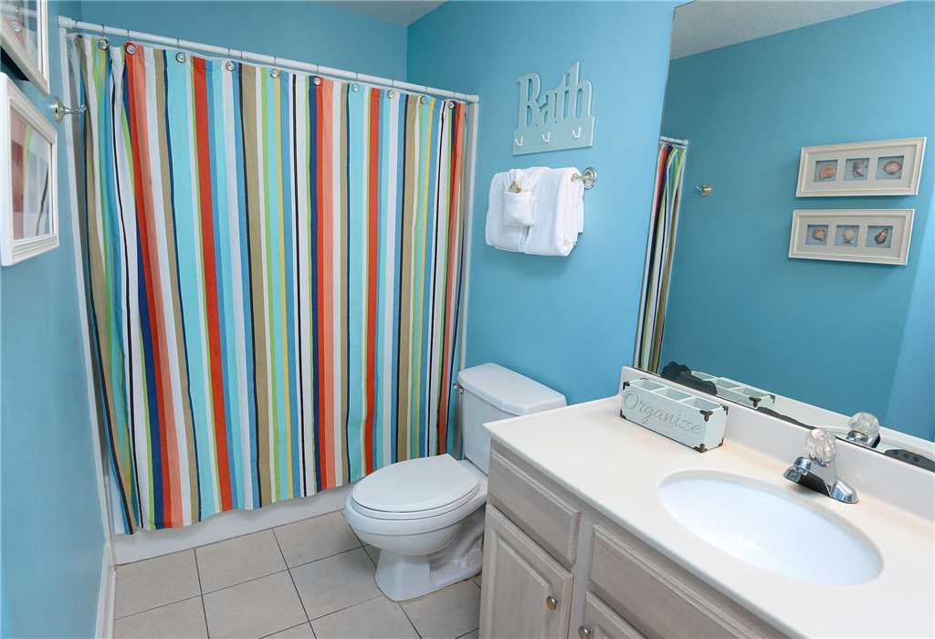 Emerald Isle 506 2 Bedrooms Beachfront Wi-Fi Pool Sleeps 8 Condo rental in Emerald Isle in Panama City Beach Florida - #20