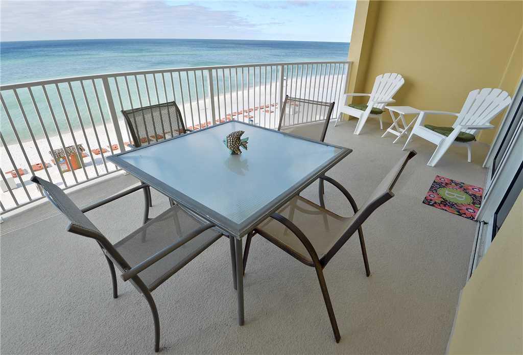 Emerald Isle 506 2 Bedrooms Beachfront Wi-Fi Pool Sleeps 8 Condo rental in Emerald Isle in Panama City Beach Florida - #22