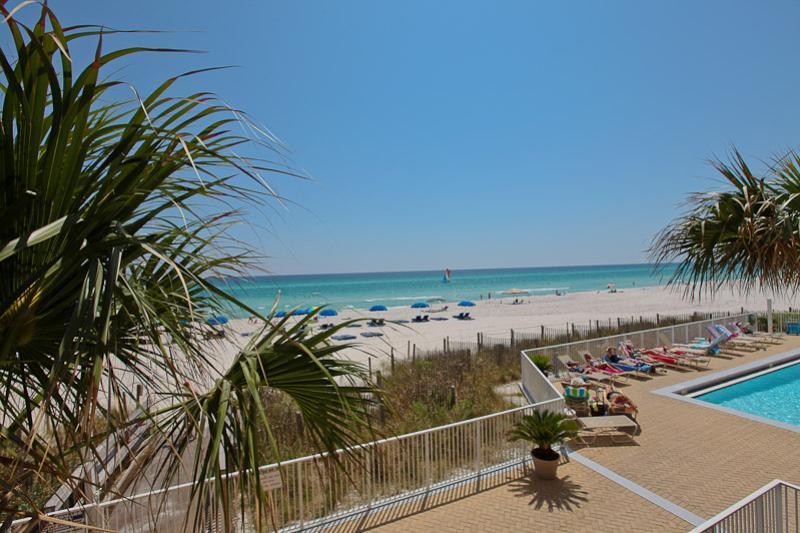 Emerald Isle 506 2 Bedrooms Beachfront Wi-Fi Pool Sleeps 8 Condo rental in Emerald Isle in Panama City Beach Florida - #23